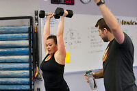 Bootcamp & Personal Training at CrossFit London
