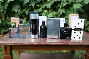 Mens Fragrance collection for sale