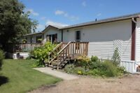 Reduced! Beautiful 2002 mobile home to be moved now!!