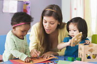 DAY CARE PROVIDERS NEEDED