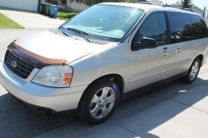 2005 FORD FREESTAR FOR SALE! 142,000 KM!