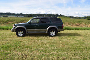 2000 Toyota 4Runner Limited MINT CONDITION