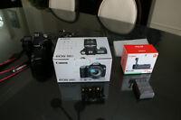 Caméra DSLR Canon 50D - 18-135 mm et poignée GRIP