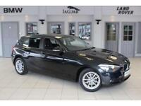 2014 14 BMW 1 SERIES 1.6 116D EFFICIENTDYNAMICS 5D 114 BHP DIESEL