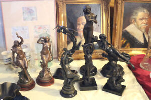 MASSIVE ESTATE SALE ALL MUST GO JEWELRY CRYSTAL ART HOUSEHOLD &