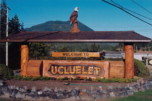 Long Term Summer Vacation Rental in Ucluelet
