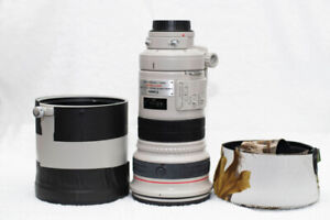 Canon 300mm 2.8 IS