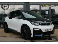 2018 BMW i3 33kWh S Auto (s/s) 5dr Range Extender Hatchback Hybrid – Petrol/Elec