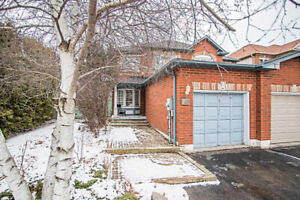 3 BR, 2BTH Semi-Detached2-Storey IN WHITBY