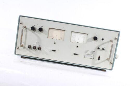 alter Gleichspannungsregler DDR Statron PGH Typ TG20 6 old vintage Regler