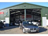 BMW Z4 2.5 2003MY Roadster FULL SERVICE HISTORY