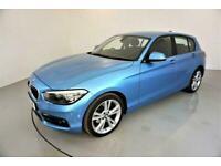 2018 BMW 1 Series 2.0 120I SPORT 5d-2 OWNER CAR-BLUETOOTH-SPEED LIMITER-SATNAV-D