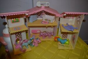 vintage my little pony pouliche nursery pouponniere