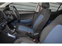 2016 Hyundai i10 1.0 SE Petrol white Manual