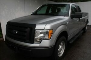 2010 Ford F-150 8 ft Long Box Extended Cab 163""