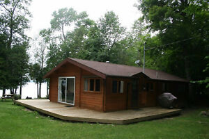 Owen Sound Bay Waterfront Cottage