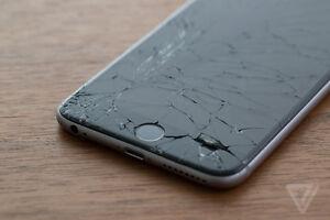 Looking for to buy broken iPhones