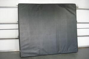 tonneau cover 3 panneaux chevrolet boite 6'1/2