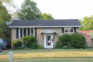 3+1 Bedroom, 2 Bath in Brockville's North End. Available July 1
