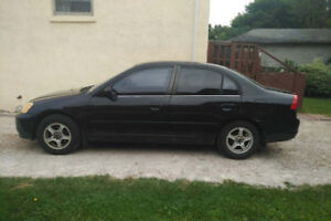 91 Honda civic for sale
