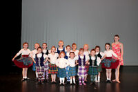 Highland Dance Classes, Fall 2015