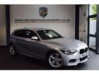 2014 14 BMW 1 SERIES 1.6 118I M SPORT 3DR 168 BHP