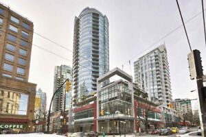 Fully Furnished Luxury Yaletown Condo w/ Parking - Move in Ready