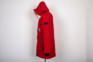 Canada Goose Red Coat - Expedition Parka