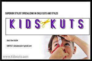 Hair stylist specializing in kid's cuts and styles. St. John's Newfoundland image 1