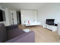SHORT LET - LUXURY STUDIO APARTMENT AT ALDGATE EAST! SUPERB LOCATION! ALL BILLS INCLUDED!