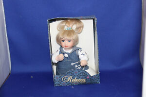 Doll Rebecca Collection  Shoe Creation NIB