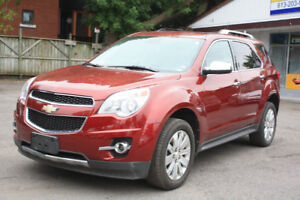 2012 Chevrolet Equinox reverse camera**heated seats**FINANCING