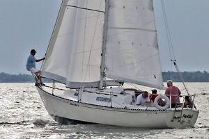 Great Sail boat