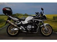 Honda CB1300 **Akrapovic Exhaust, Givi Top Box, ABS**