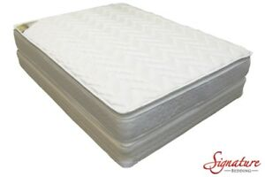 Pillowtop Mattress Set