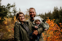 30 Minute Fall Mini Photo Session (Families & Couples)