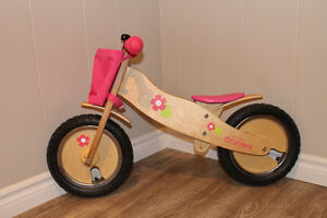 Runners Princess Push Bike