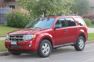 2010 Ford Escape XLT/LTD SUV, Crossover