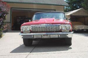 1962 Impala Conv 4 spd, BB posi
