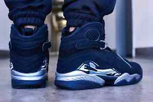 Jordan retro 8 chrome