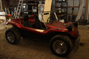 I want to hire someone to re-wire my Manx Dune Buggy