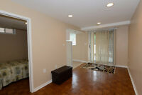 Goregous - 1 Bedroom Walkout Basement - Derry and Credit view