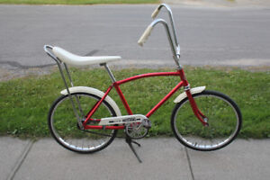LOOKING FOR OLD BANANA SEAT BIKE