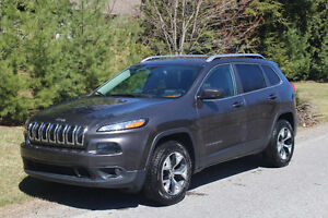 2014 Jeep Cherokee North SUV V6 MODEL RARE!