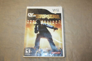 Def Jam Rapstar (Wii, 2010) GAME ONLY NEW SEALED Kingston Kingston Area image 1