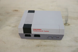 **STYLISH** CoolBaby Mini Game Console, NES Edition
