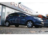 2009 FORD FIESTA 1.25 Style [82] + LOW MILEAGE + FULL SERVICE HISTORY