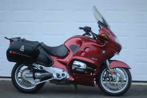 2002 BMW R1150RT - Sport Touring Season is here !!