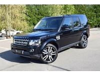 2015 65 LAND ROVER DISCOVERY 3.0 SDV6 HSE LUXURY 5D AUTO 255 BHP DIESEL