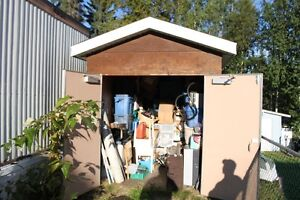 Manufactured home on a beautiful 0.38 acre fenced lot Prince George British Columbia image 10